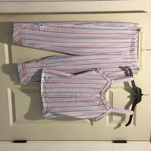 Pajama set capris S